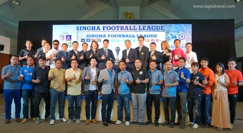 Singha Football League 1-13