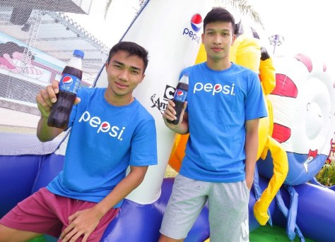 Pepsi Football Splash (11)