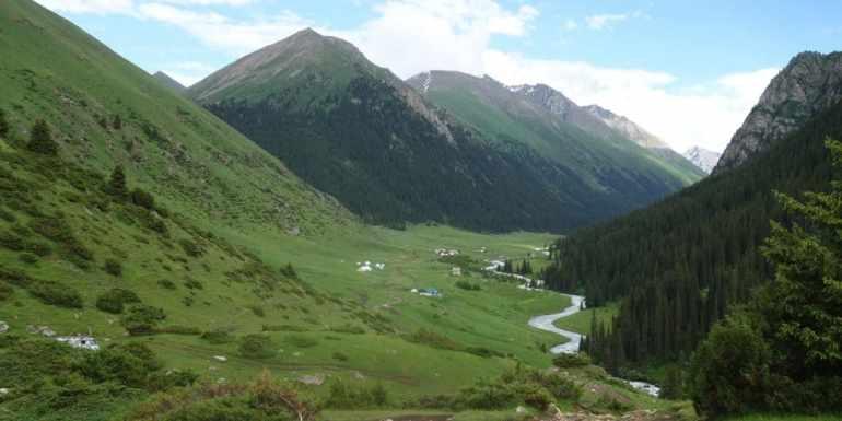 Altyn-Arachyn, Kyrgyzstan