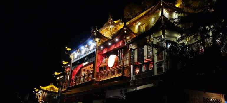 Night Market, Chengdu, China