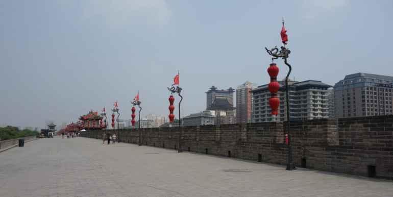 City Wall, Xian, China