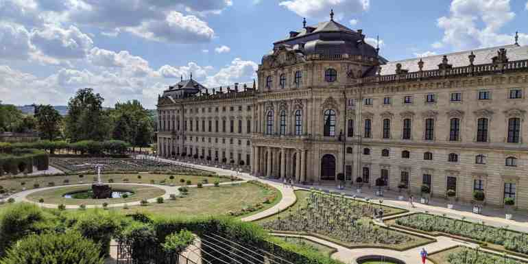 Residence of Wurzburg, Germany