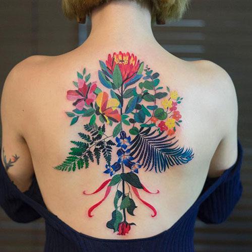 Best Flower Tattoo Ideas