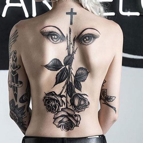 Creative Flower Tattoo Designs