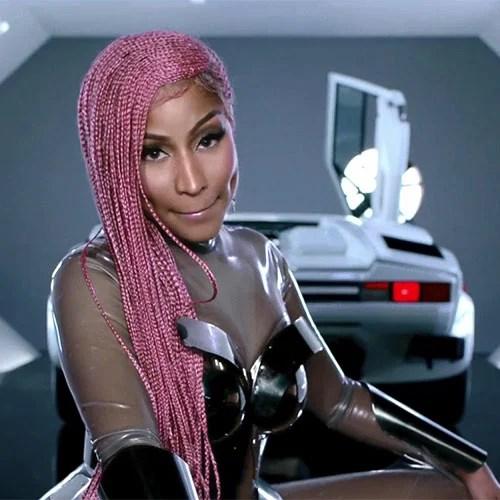 Nicki Minaj Lemonade Braids