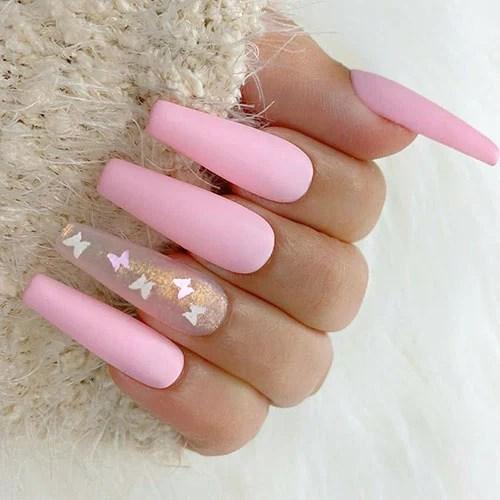 Светло-Розовые Гвоздики