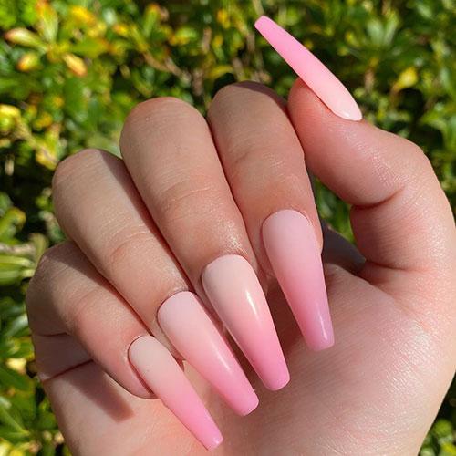 Розовые Ногти В Гробу