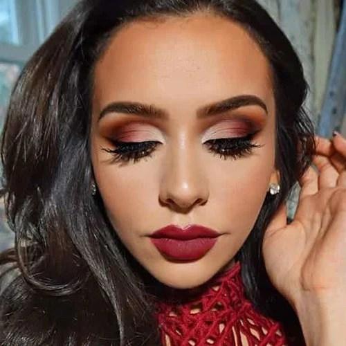 Rep Prom Makeup Looks