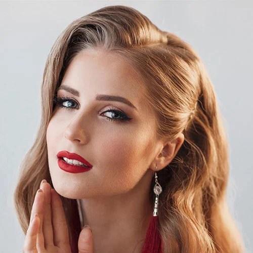 Simple Prom Makeup Looks
