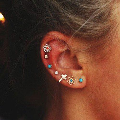 All Ear Piercings