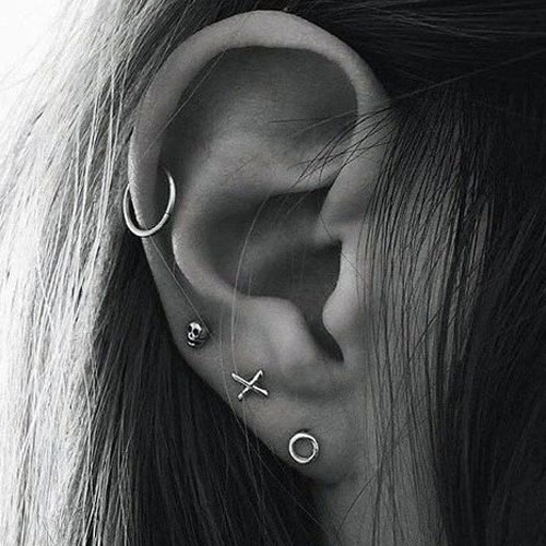 Simple Ear Piercing