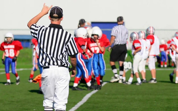 Sports Refereeing