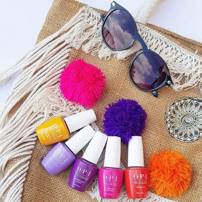 Summer Nail Color Ideas
