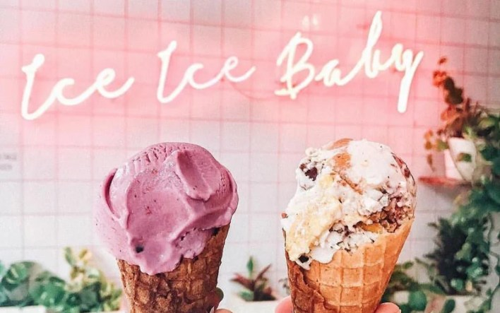 Get Ice Cream on A First Date