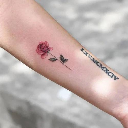 Small Forearm Tattoos