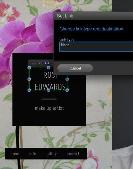 Get Online Free With imcreator.com - Make-up artist