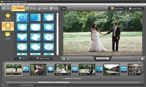 Best Slideshow Maker to Turn Your Photos into Animated Movies - Slide show