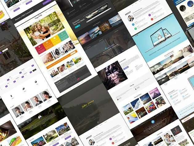 Ending: 98% OFF 60 Website Templates & Wordpress Themes from FlashMint - Digital display advertising