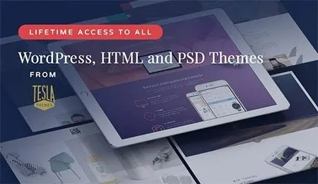 Valentines Special: 40% OFF All Premium Wordpress Packages from TeslaThemes -