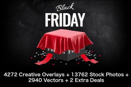 Black Friday Super Deal for Web Designers - 99% OFF! -