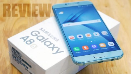 Our Review of Samsung Galaxy A8 (2018) -