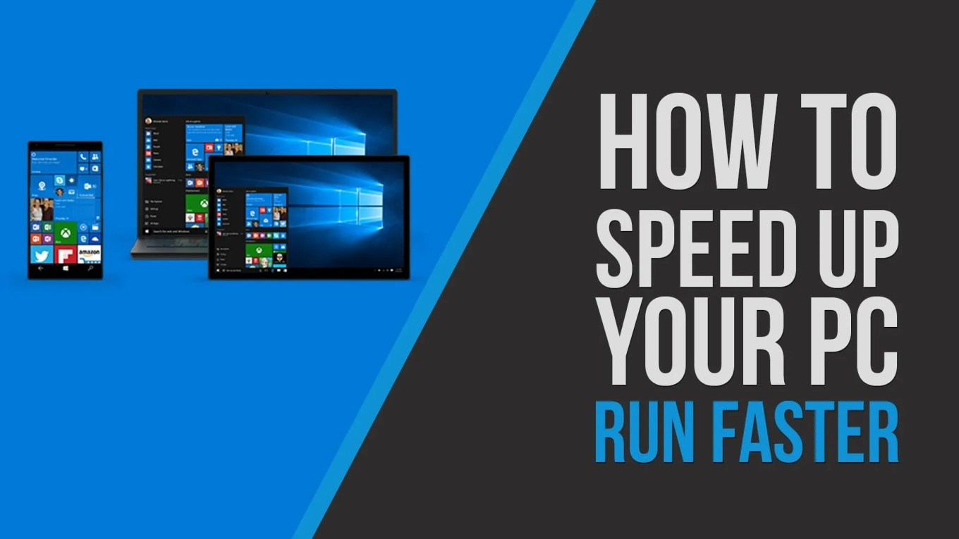 27 Tips On How To Clean Up & Speed Up Windows 10 -