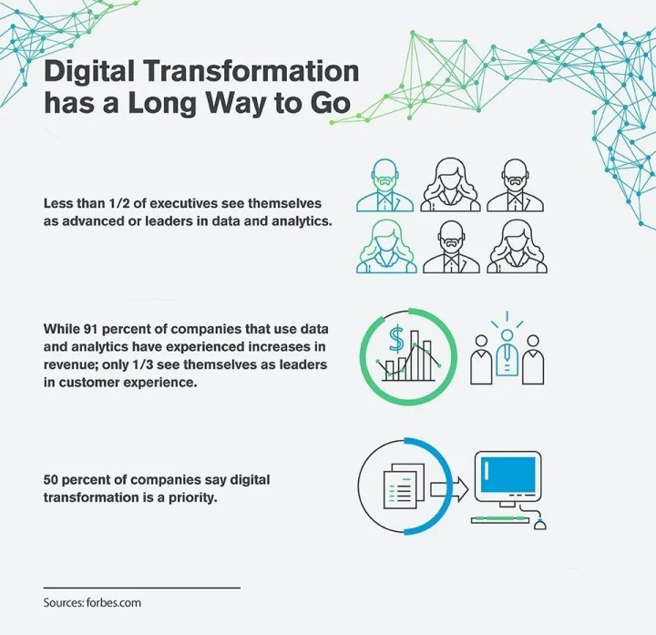 How Executives can Drive Digital Transformation within their Organization - Culture
