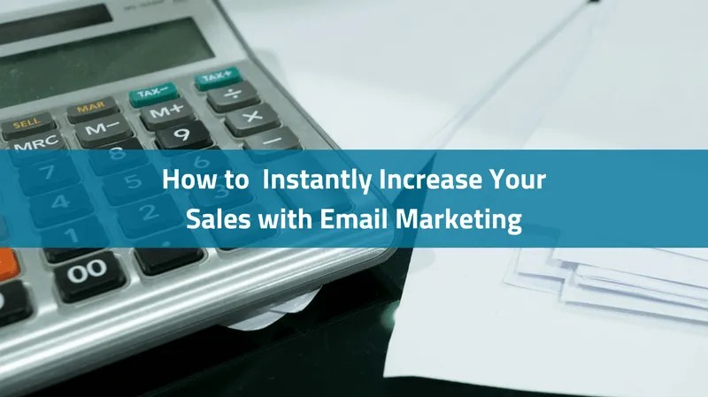 3 Ways to Drive Sales Through Email Marketing -