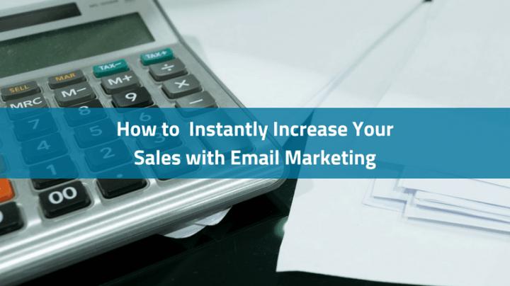 3 Ways to Drive Sales Through Email Marketing - Making Money Online