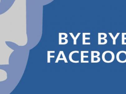 The Sense & Nonsense Behind 'Bye Bye Facebook' Project
