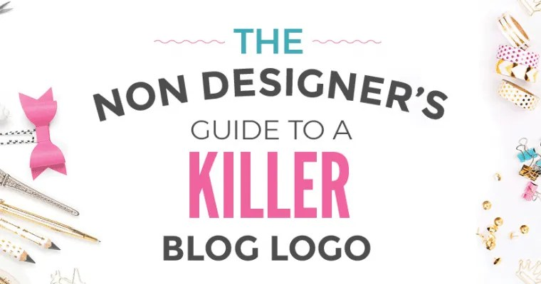 Three Reasons To Make Your Own Design for Your Blog's Logo -