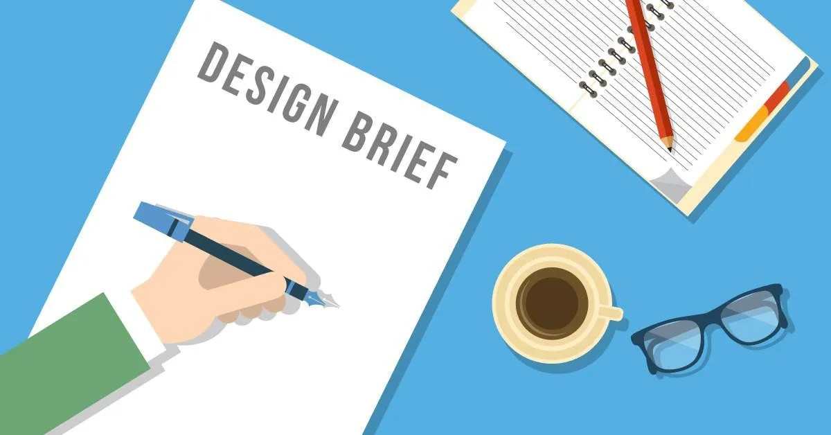 Three Rules Web Designers Can Forget About - Design brief