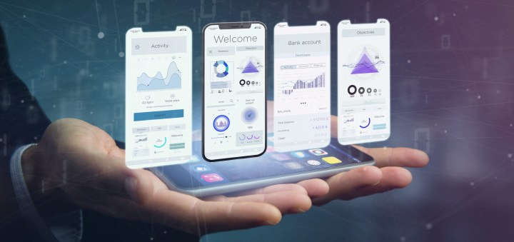 Building Mobile Applications to Boost Business - Dev / Design