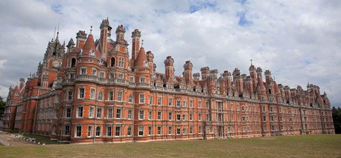 Royal Holloway, Universitas London