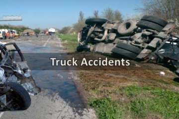 Truck Accide