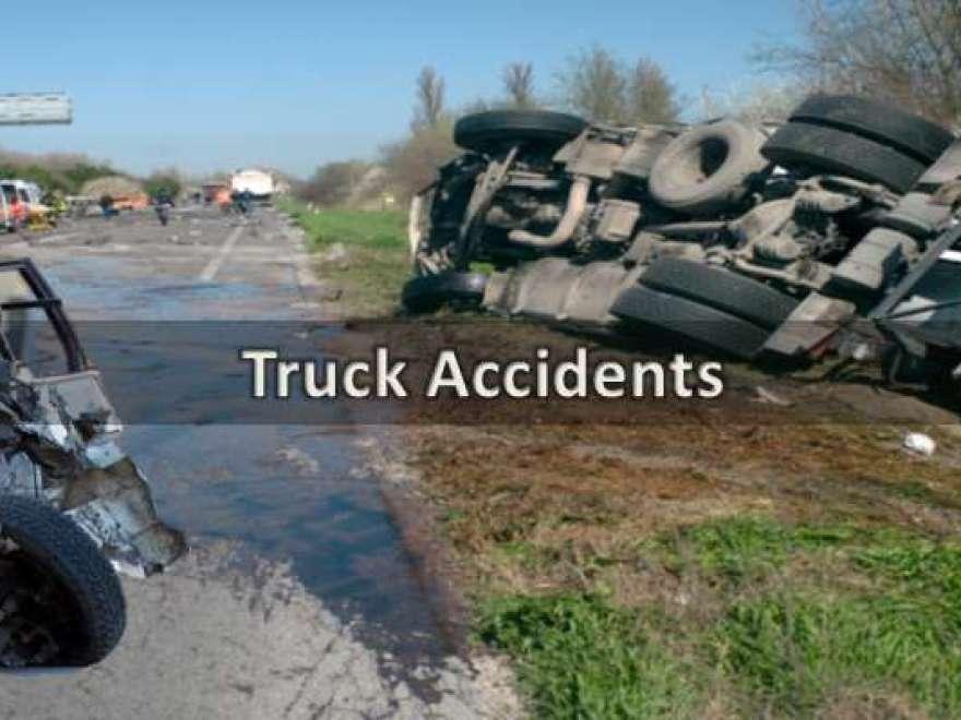 Truck Accide