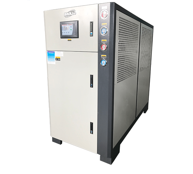 water cooled industrial chiller-20HP1