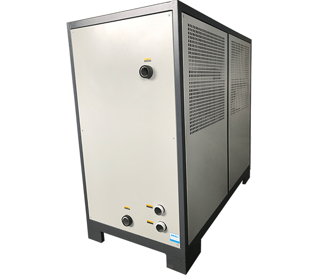 water cooled industrial chiller-20HP2