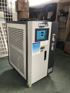 1HP air-cooled chiller