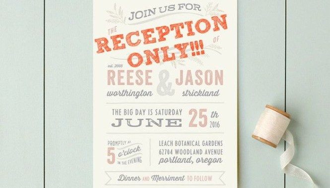 Wedding Party Invitation Templates 1000 Ideas About