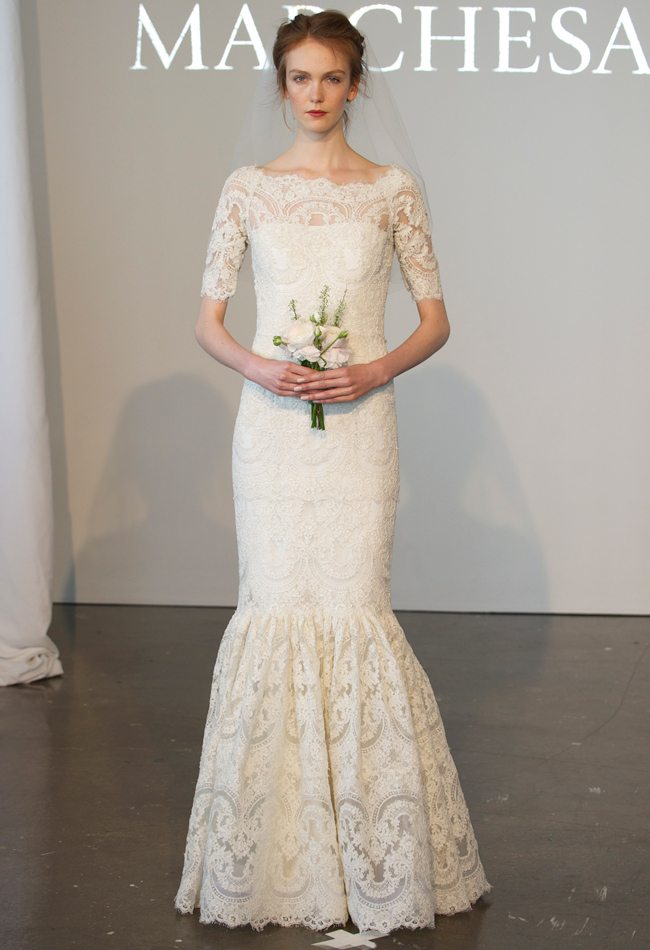 Marchesa Spring 2015 Dress Collection