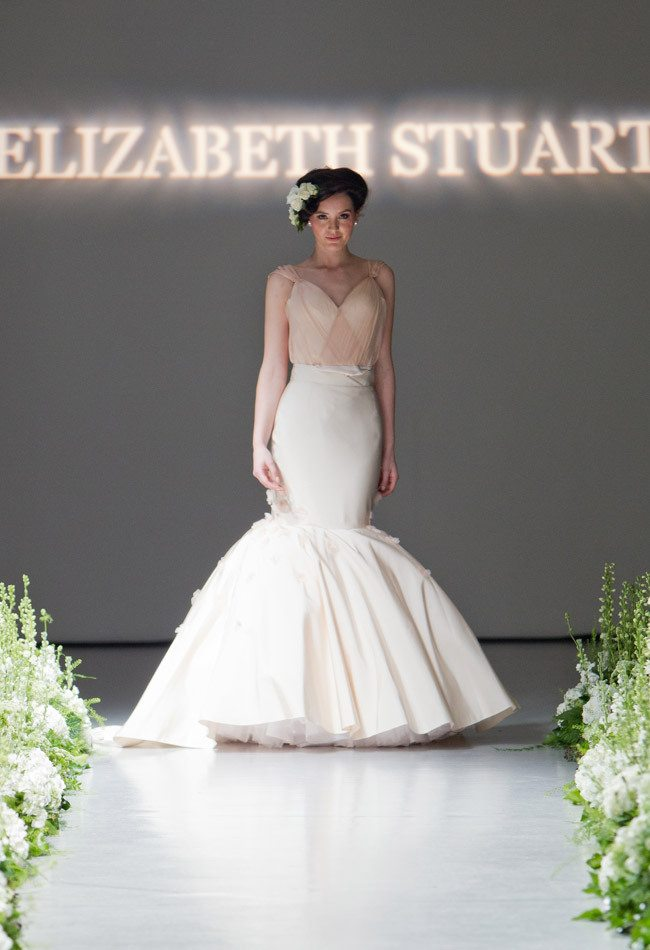 Elizabeth Stewart Fall 2014 Dress Collection