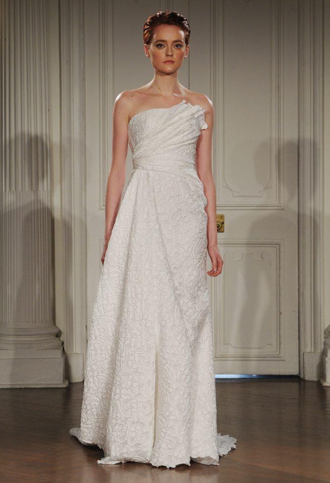 Peter Langner Spring 2015 Dress Collection