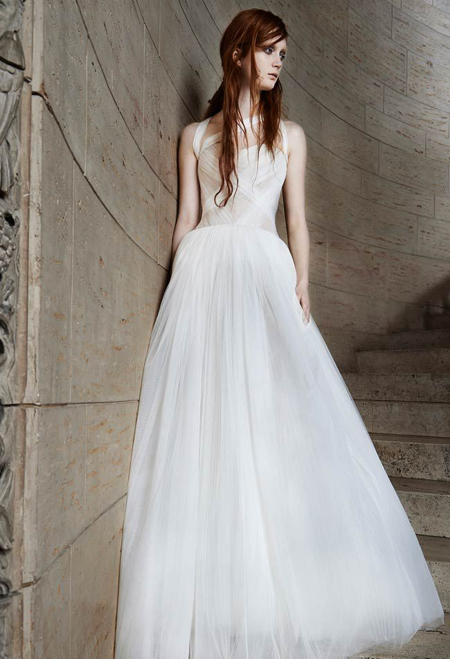 Vera Wang Spring 2015 Dress Collection
