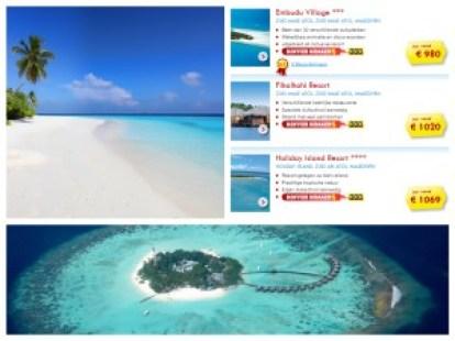 Maledivenaanbieding