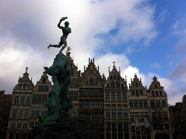 Antwerpen hotel aanbieding