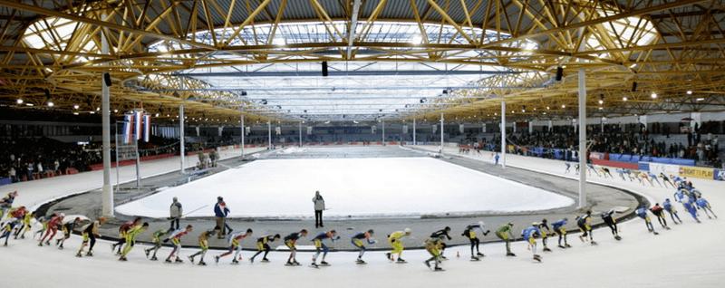 Dagje schaatsen in de Uithof in Den Haag! €4,50 pp (dat is meer dan 40% korting)