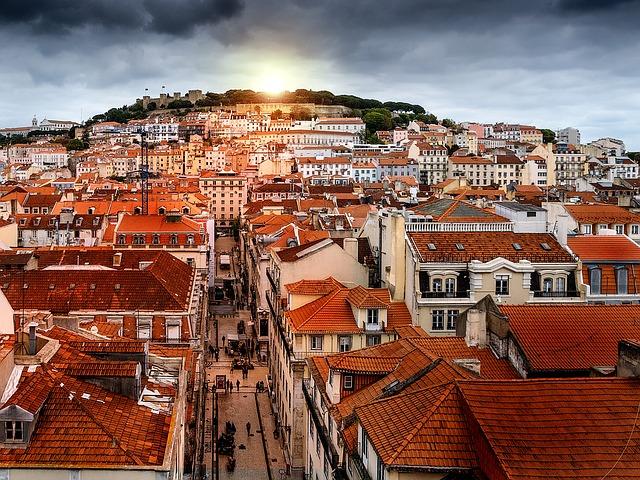stedentrip lissabon inclusief vlucht