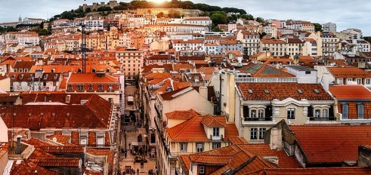 Stedentrip korting Lissabon