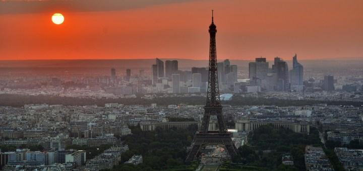 Parijs aanbieding